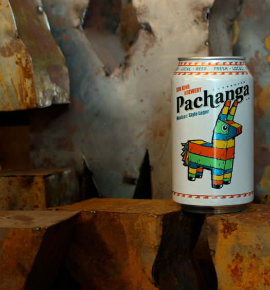 Summer Mexican-style lager named Pachanga.