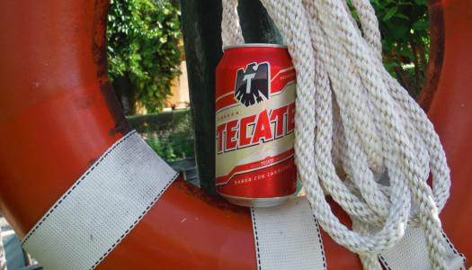 Tecate Beach Beer