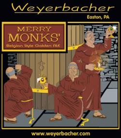 Merry Monks' Belgian summer tripel beer is very good.