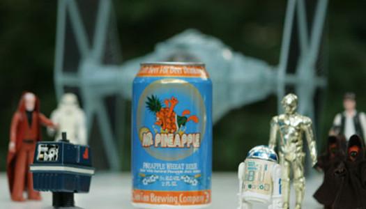 Mr. Pineapple Beer