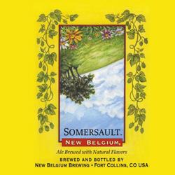 New Belgium summer craft beer Somersault is a hit.