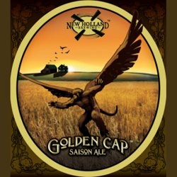Golden Cap is a smooth summer farmhouse ale with lots of flavor.