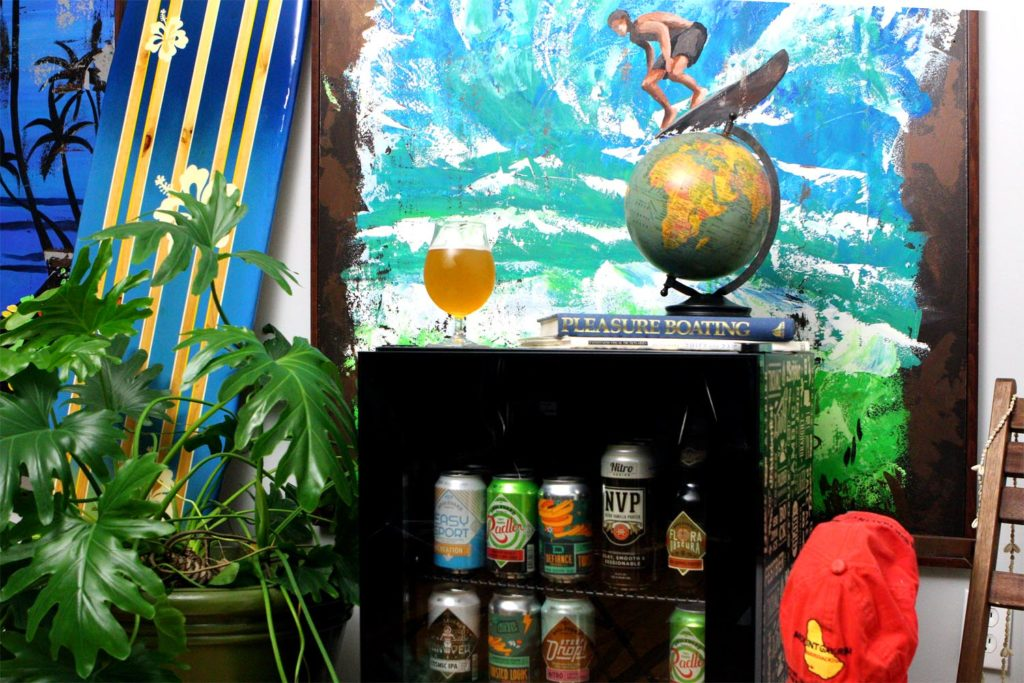 NewAir Beers of the World Fridge