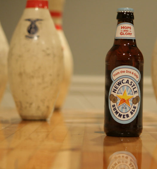 Enjoy Newcastle Summer Ale English Bitter this season.
