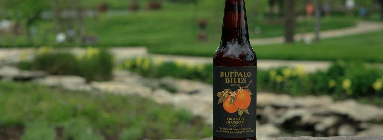 Drink Orange Blossom Cream Ale, a summer orange beer.