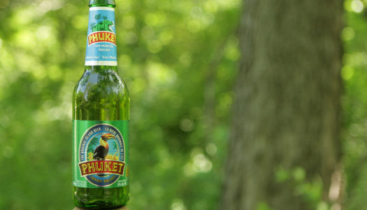 Phuket Thailand Beer