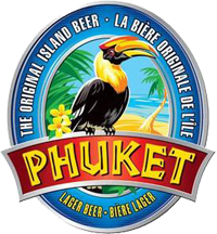 Enjoy Thailand beer with Phuket lager island beer.