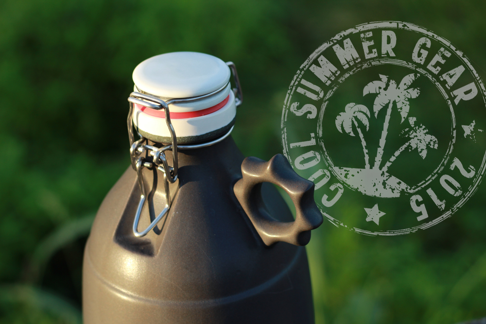 A Portland Summer Beer Growler is the absolute best way to drink fresh and local.