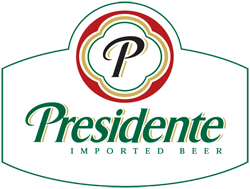 Presidente Dominican beer for summer.