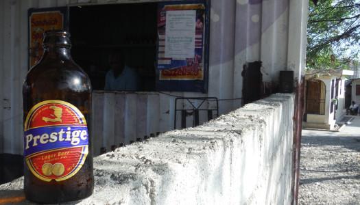 Prestige Haiti Beer