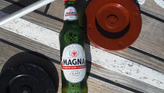 Magna Caribbean Puerto Rico Beer
