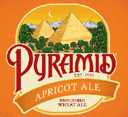 Apricot Ale from Pyramid is a uniquely refreshing summer fruity beer.