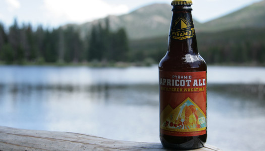 Pyramid Apricot Summer Fruity Beer