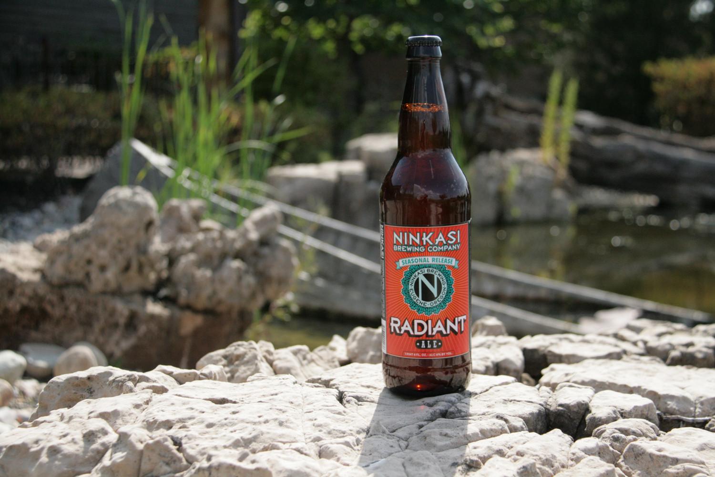 Radiant Summer Ale is a tasty new summer Oregon beer.