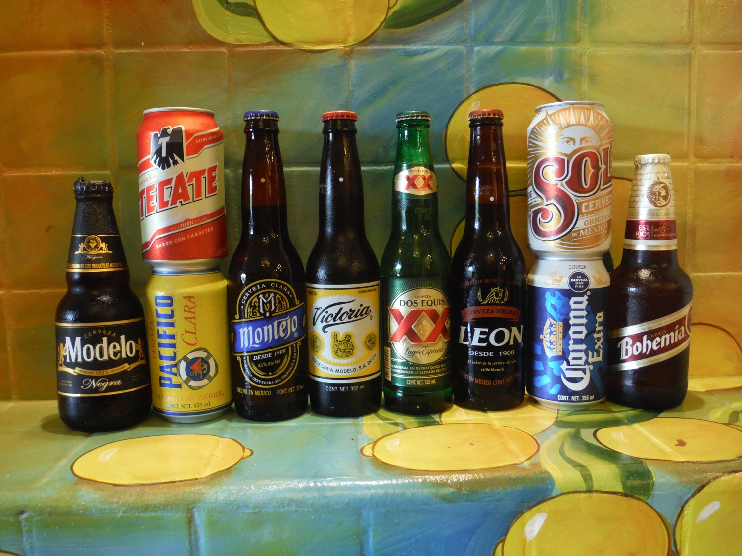 We rate Mexican beers so you know the best to drink on the beach.