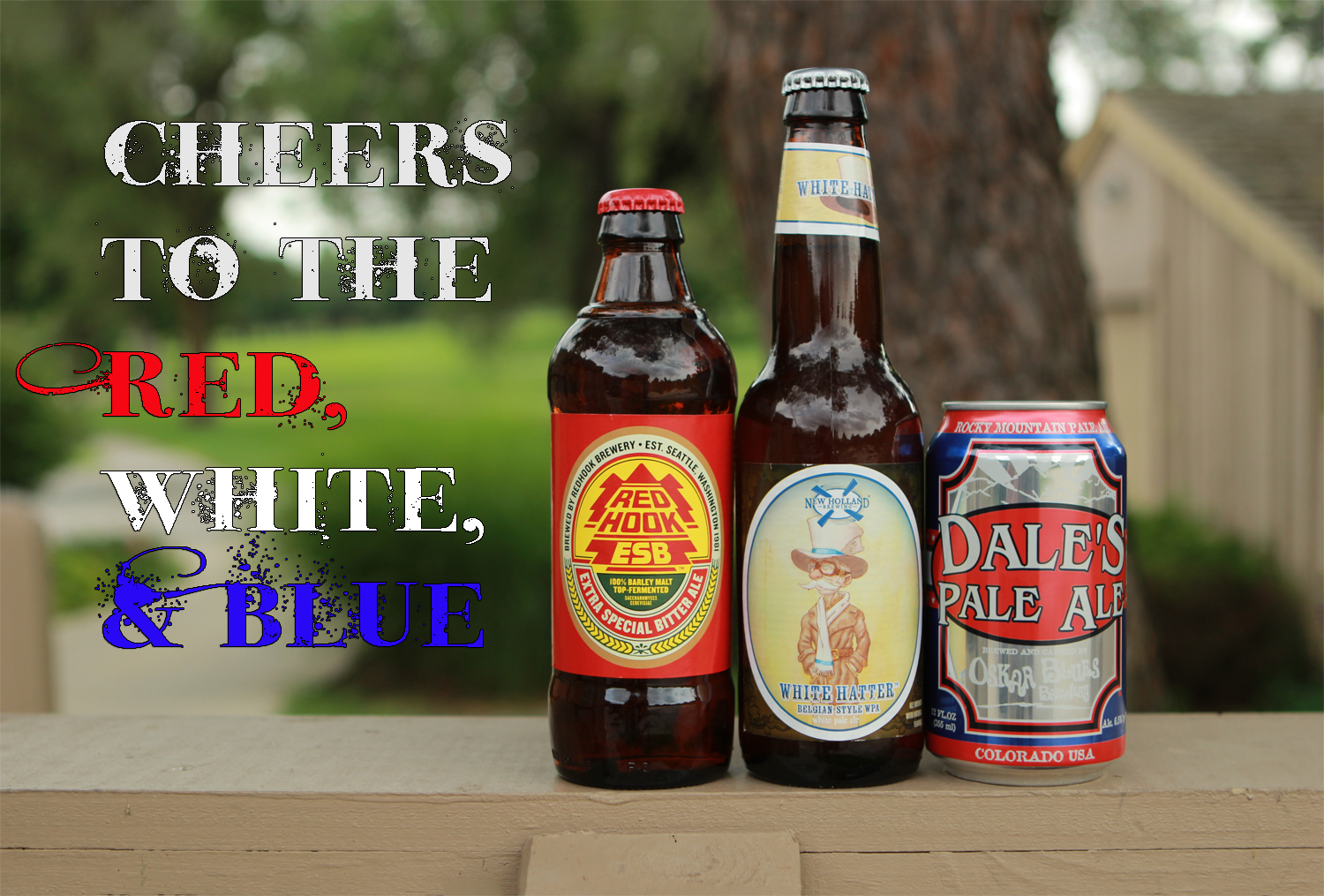 The most summer American beer for the Fourth of July in the USA.