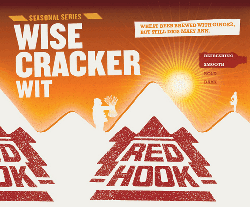 Enjoy Wise Cracker summer wit beer this season.
