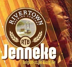 Rivertown Jenneke Belgian style ale is a good summer beer.