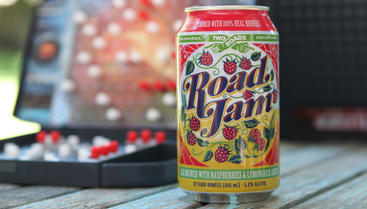 Road Jam Summer Raspberry Beer
