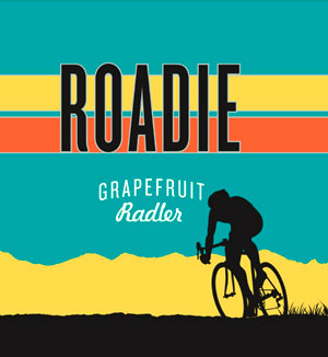 Refreshing Great Divide Roadie fruit radler.