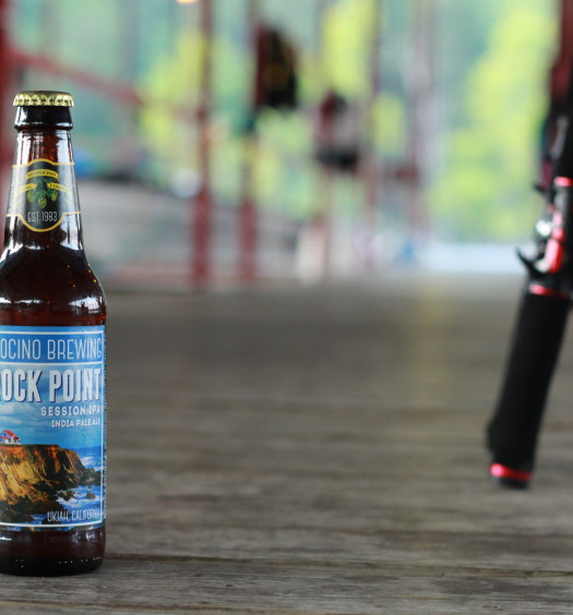 Rock Island Session IPA summer beer is refreshing.