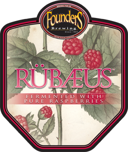 Rubaeus fruity raspberry beer is the perfect summer refresher.