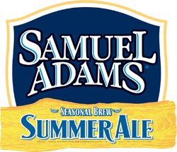 Samuel Adams Summer Ale from Boston Brewing Company is a perfect seasonal craft beer.