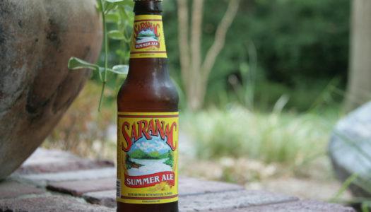 Saranac American Summer Beer