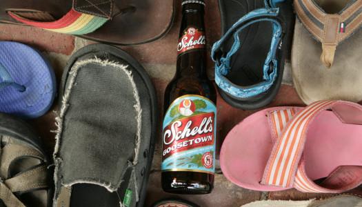 Goosetown Summer Gose Beer