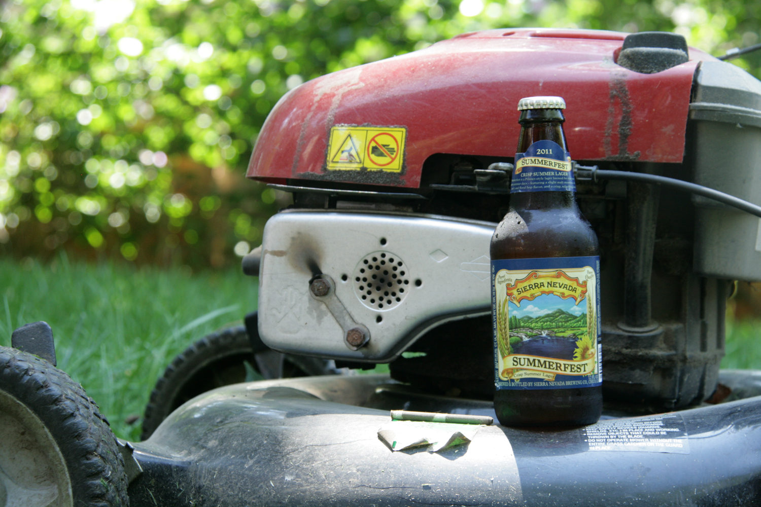 Drink Summerfest beer this summer from Sierra Nevada Brewing.