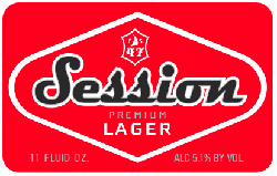 Session Lager from Full Sail is an excellent summer sailing beer.