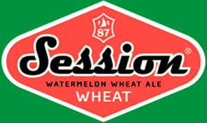 Session Watermelon Wheat summer beer.
