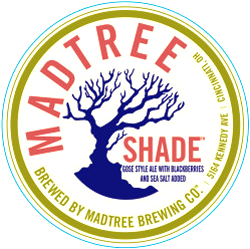 Madtree Shade is a pink beer for summer.