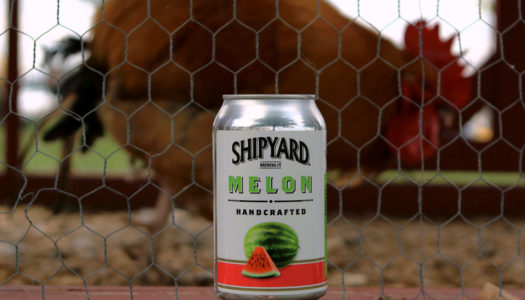 Shipyard Melon Beer