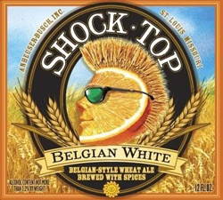 Shock Top summer beer is a Belgian White.