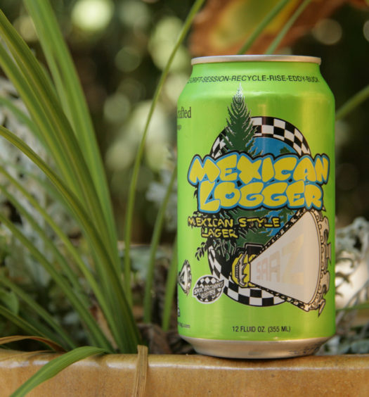 Mexican Logger craft summer beer from Ska Brewing.