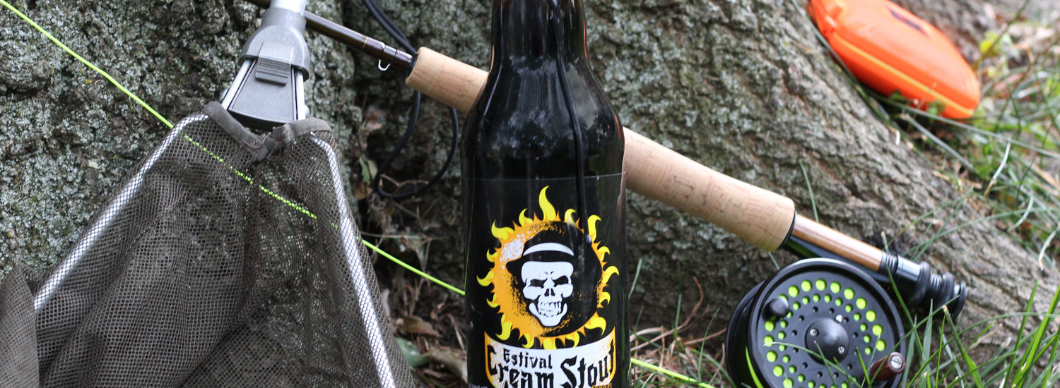 SKA Brewing offers Estival Cream Summer Stout.