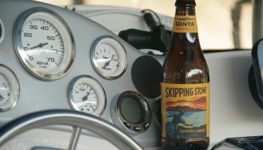 Skipping Stone Summer Utah Beer