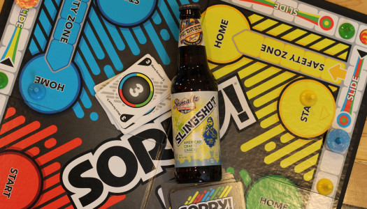 Slingshot Summer Craft Lager