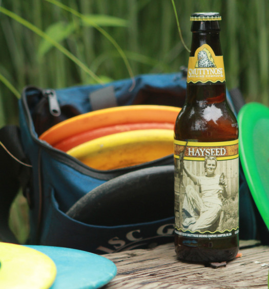 Summer beer Hayseed is a Farmhouse Ale style seasonal.
