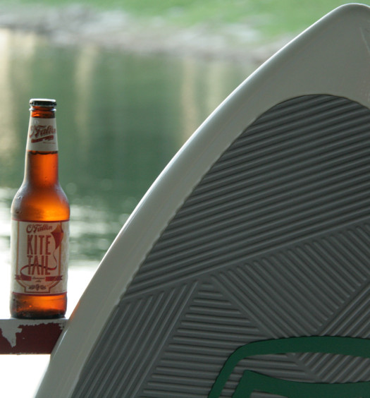 Kite Tale summer St Louis beer is a seasonal refresher.
