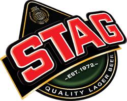Stag Lager is the signature St. Kitts beer.