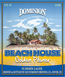 Summer Beach House beer for the season.