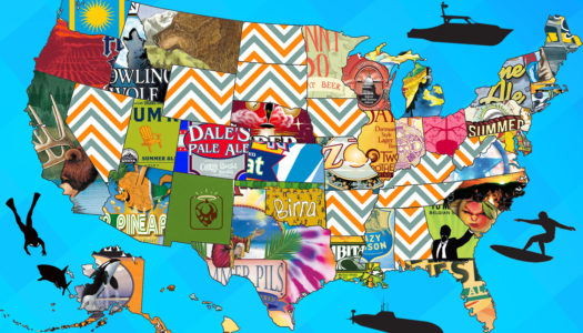 The Best Local Summer Beer by State