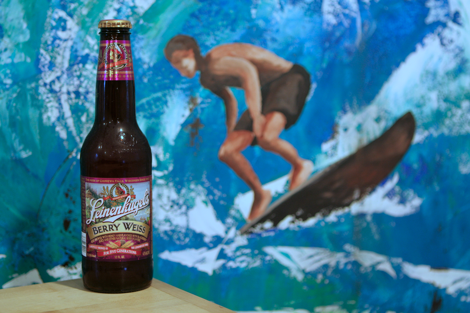 Enjoy this summer berry beer this season.