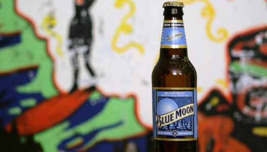 Summer Blue Moon Beer