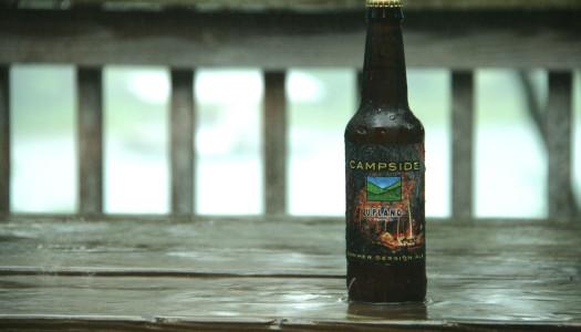 Campside Summer Camping Beer