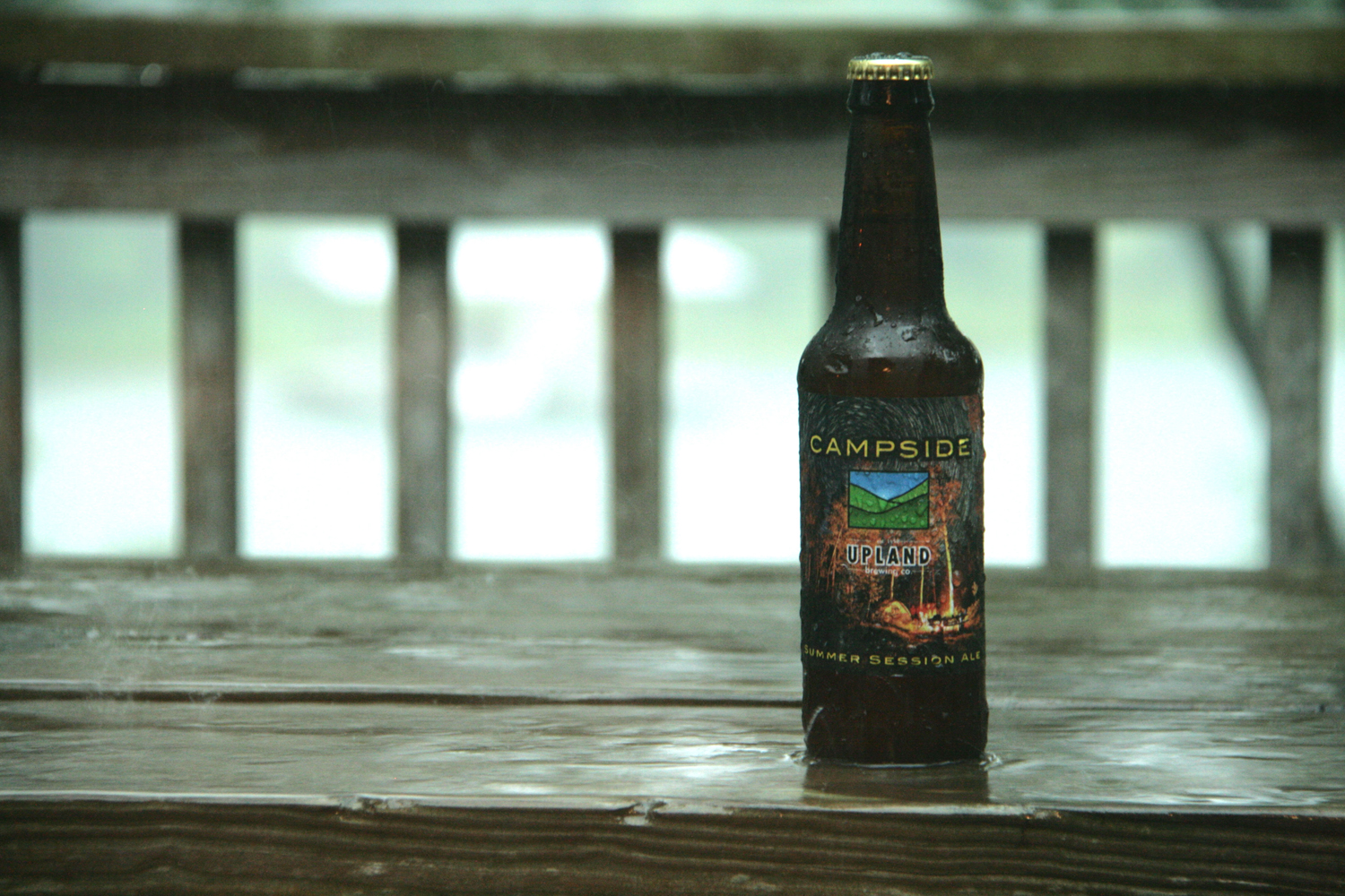 Campside is a good summer seasonal craft camping beer selection.