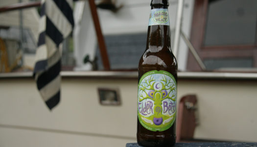 Elder Betty Summer Elderberry Beer