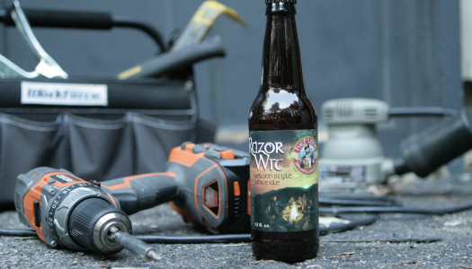 Razor Wit Seasonal Witbier